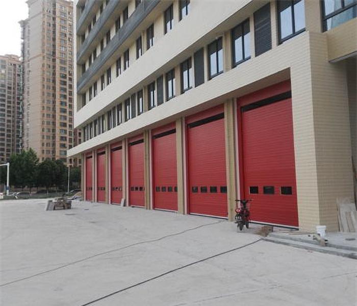上海消防快速卷帘门