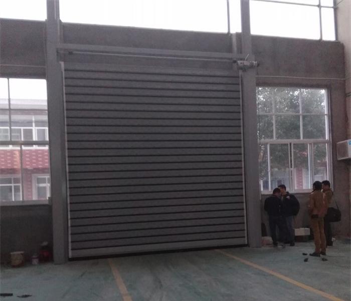 北京硬質卷簾門